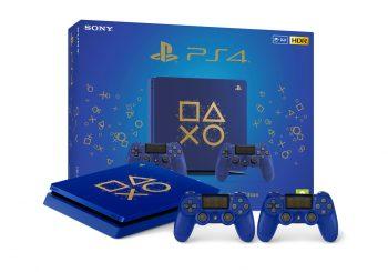 Sony анонсировала распродажу и показала эксклюзивную синюю PS4