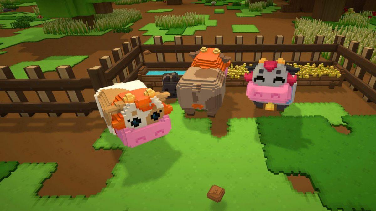 Обзор Staxel: Я построю свой Майнкрафт с собачками-няшками