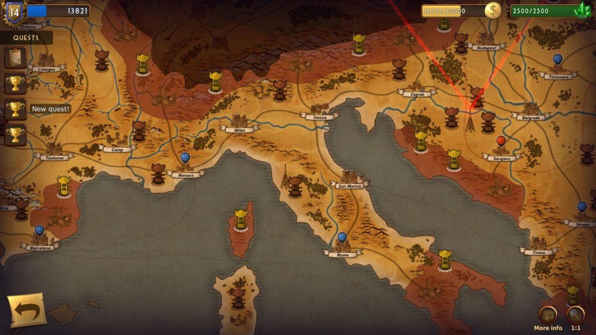 Обзор Steampunk Tower 2: Я устрою свой стимпанк с паром и печеньками