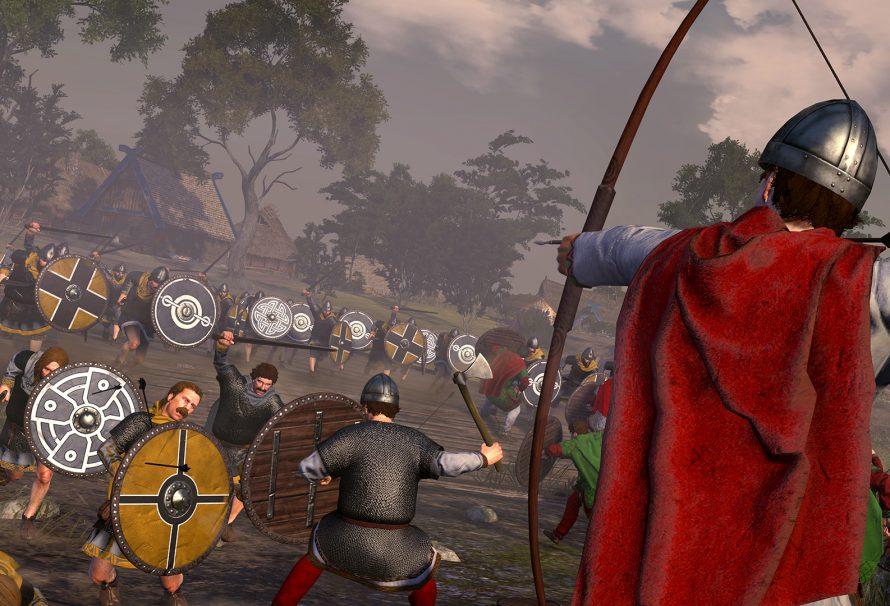 Total War Saga: Thrones of Britannia вышла в Steam