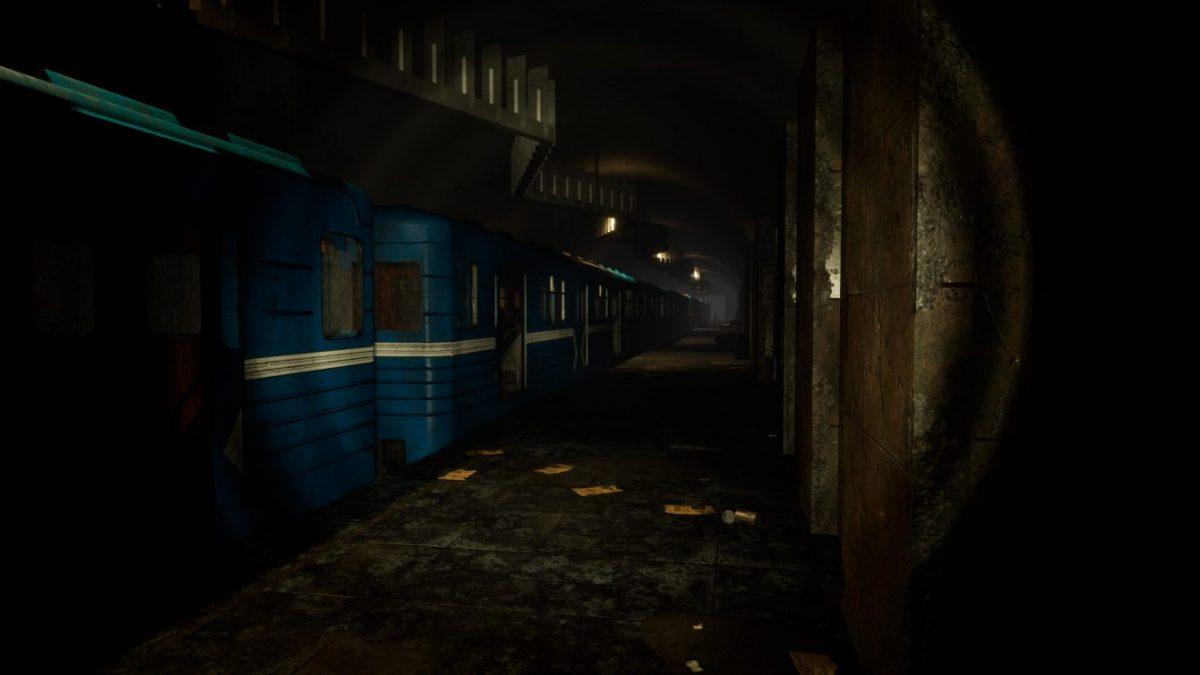 Обзор Tunnels of Despair: Метро, зомби, лут - идиллия