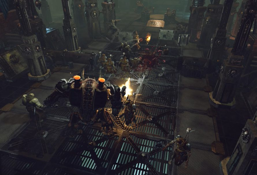 Релиз Warhammer 40,000: Inquisitor — Martyr на консолях перенесен на месяц