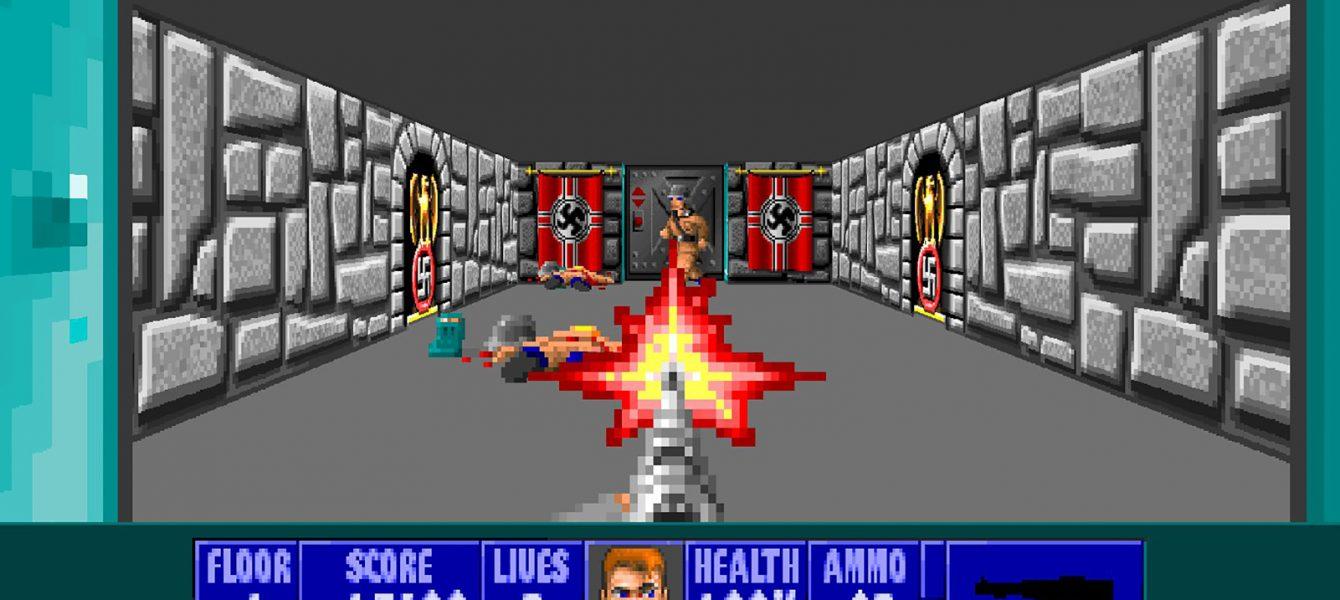 Wolfenstein 3D • Отличный день для игр серии