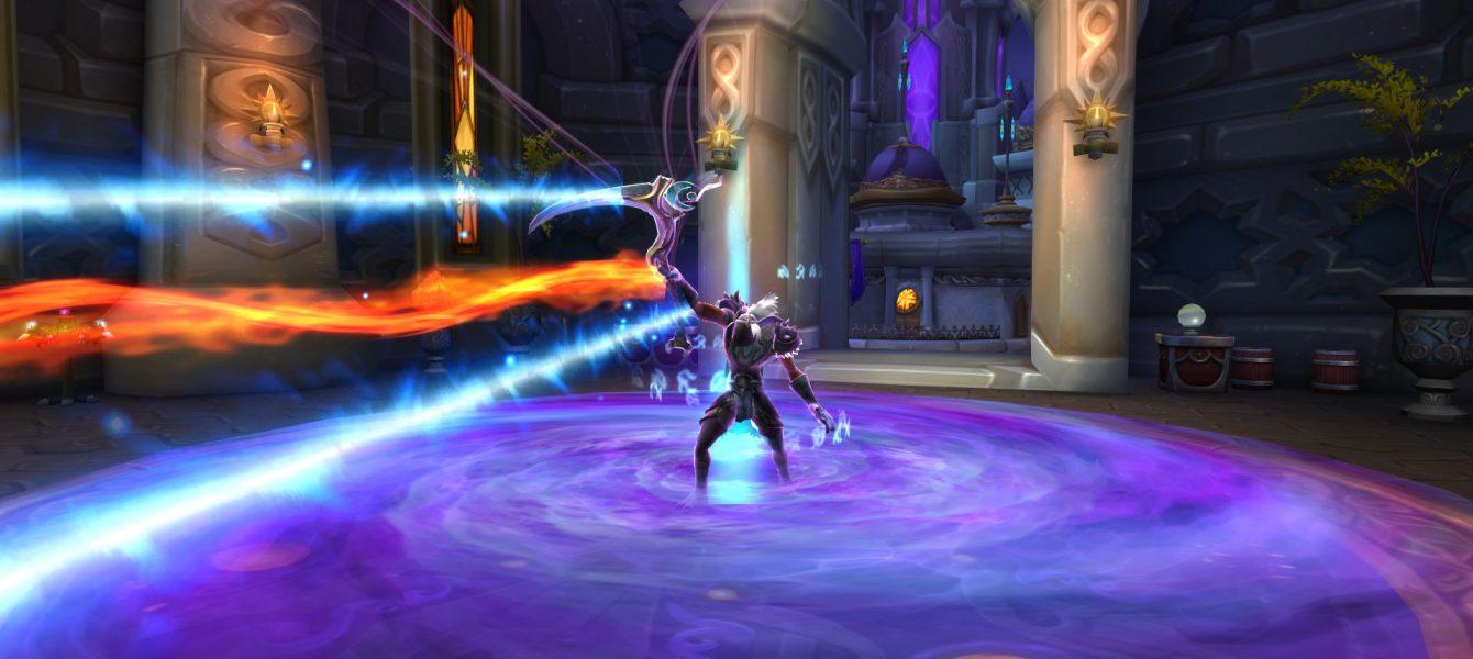 World of Warcraft: Впитываем патч