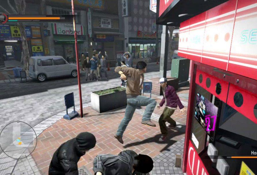 Ремастеры Yakuza 3, 4 и 5 выйдут на PS4