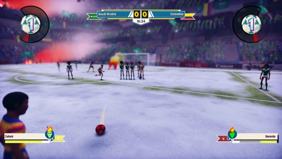 Обзор Legendary Eleven: Epic Football • Чемпионат мира в СССР