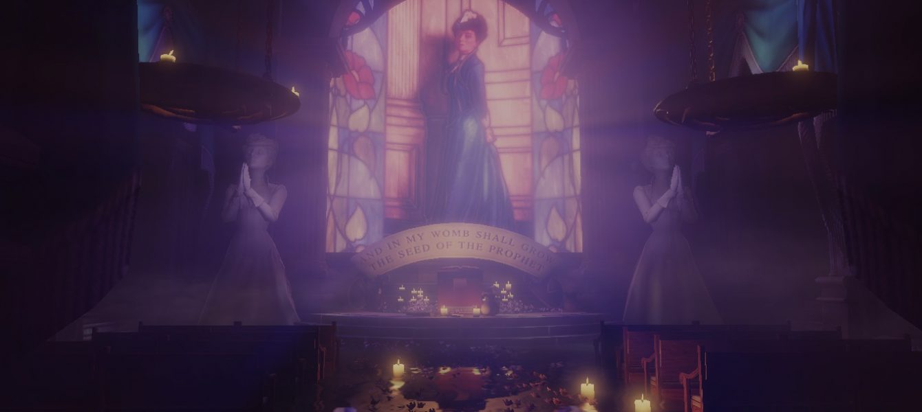 BioShock Infinite: And In My Womb Shall Grow The Seed Of The Prophet