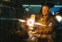 Cyberpunk 2077: Тачки, обнаженка и настоящий киберпанк