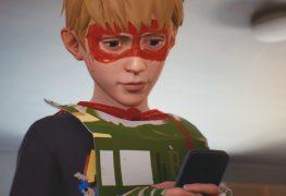 Гайд Captain Spirit: Как разблокировать телефон отца Криса