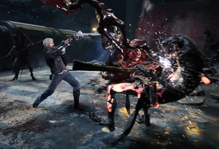 Capcom уточнила дату релиза Devil May Cry 5