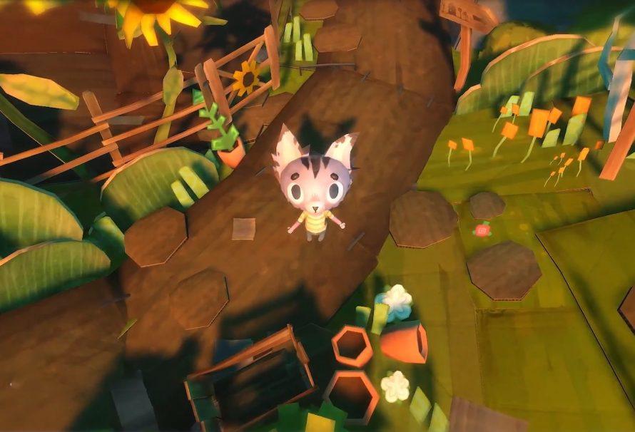 Sony показала новую игру для VR – Ghost Giant