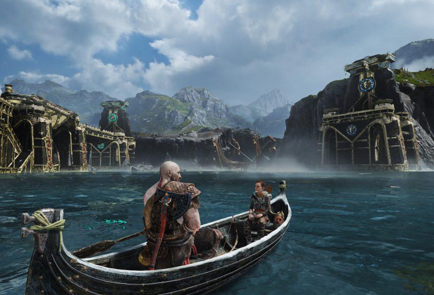 Разработчики удалили почти два часа сюжета из God of War