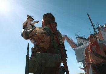 Metal Gear Solid V: The Phantom Pain • Новый друг