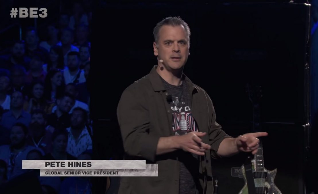 Пресс-конференция Bethesda на E3 2018