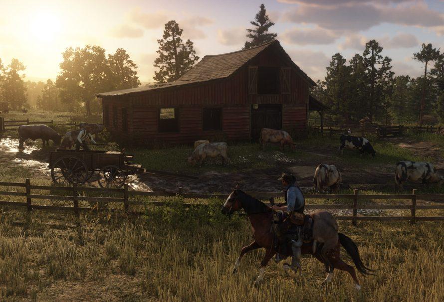 За предзаказ Red Dead Redemption 2 дадут 500 тыс. долларов для GTA Online