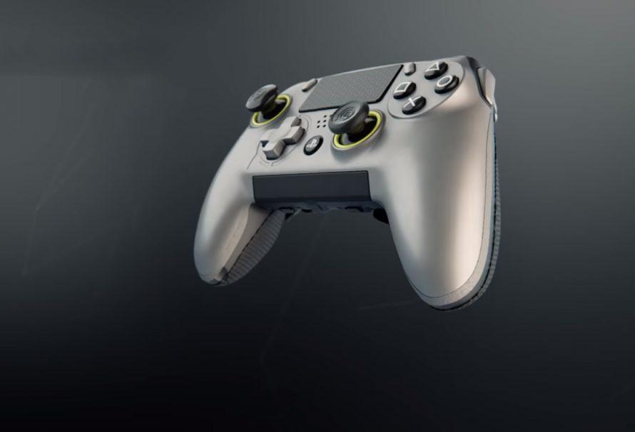 Sony продемонстрировала новый контроллер для PS4