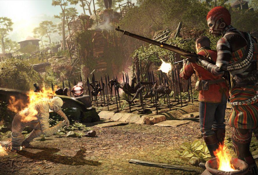 Шутер Strange Brigade покажут на E3