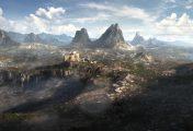 The Elder Scrolls VI: Анонсирующий тизер