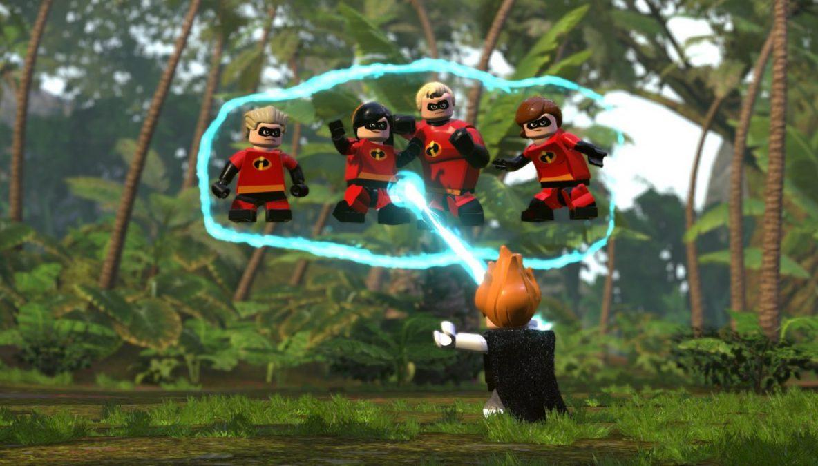 Обзор LEGO The Incredibles: Создай своего супергероя