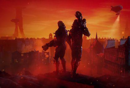 Wolfenstein: Youngblood: Анонсирующий трейлер
