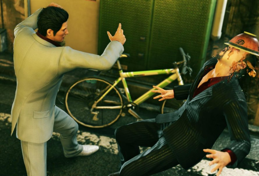 Дракон Доджимы вернулся с демоверсией Yakuza Kiwami 2 на PS4