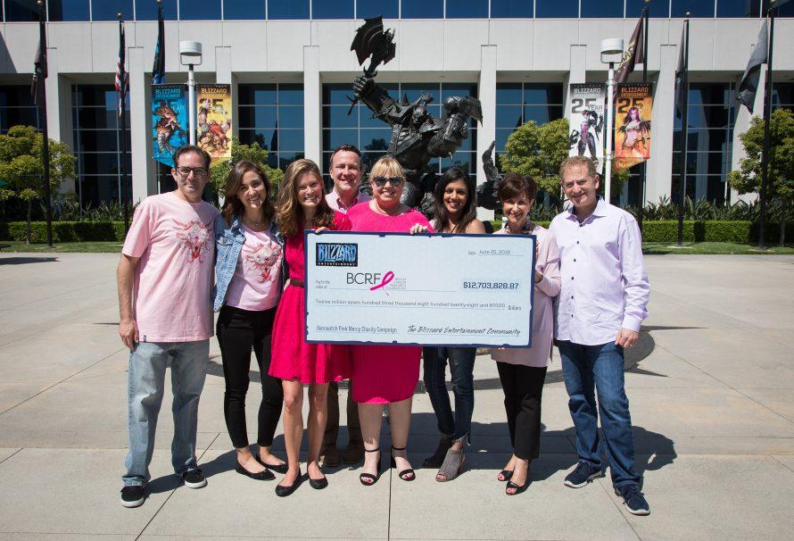 Сообщество Overwatch собрало более $12,7 млн во время благотворительной кампании