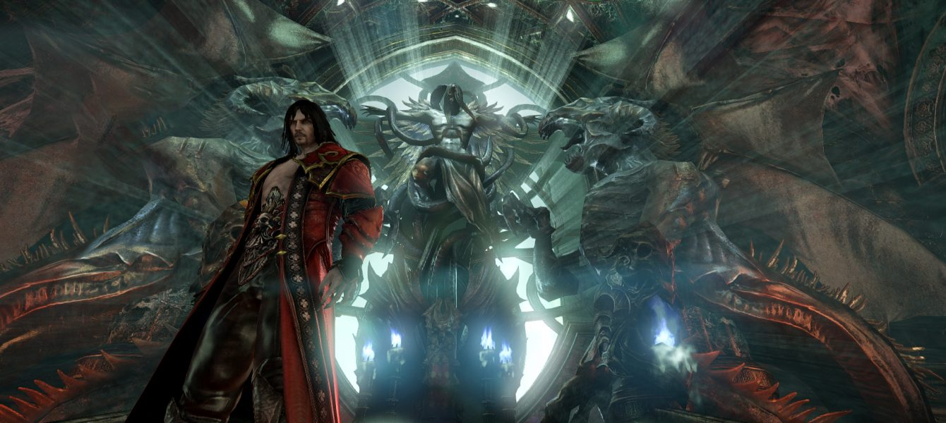 Castlevania: Lords of Shadow 2: Я как раз голоден