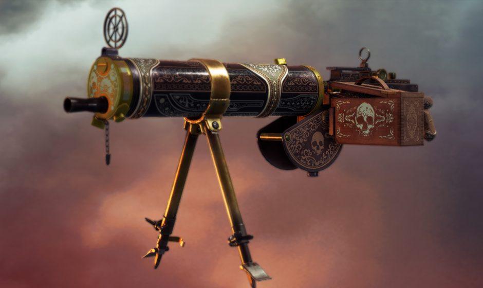"""Гайд Battlefield 1: Как получить M1917 """"Легкий"""" и скин """"Восхождение"""""""