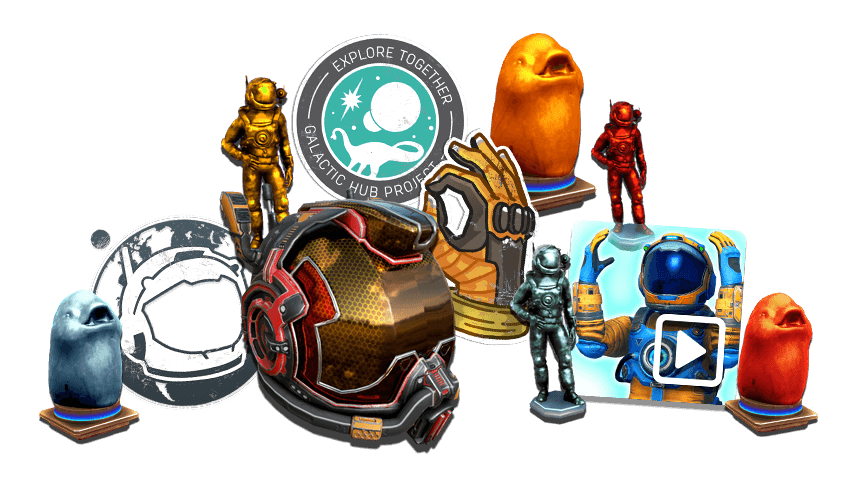 Hello Games не собирается останавливаться: Новые события в No Man's Sky