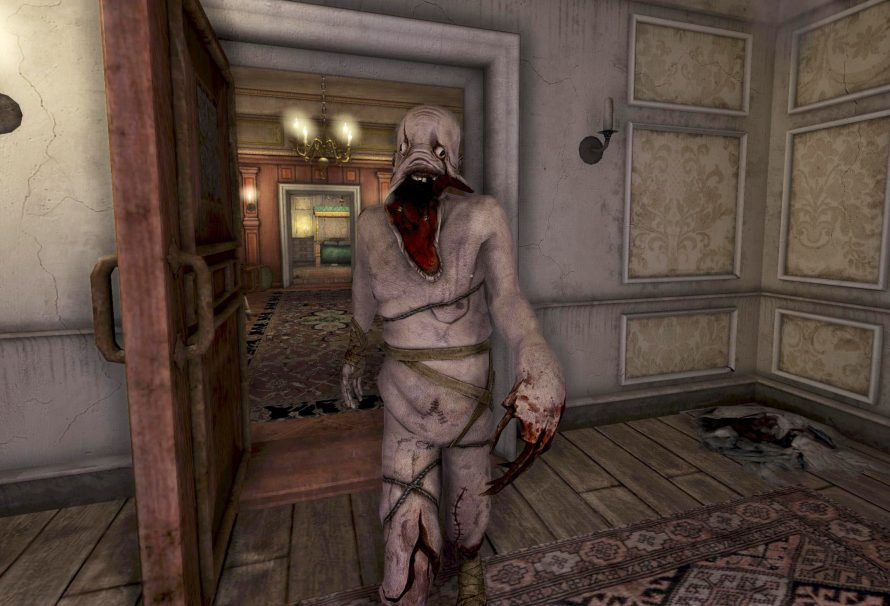 Внезапно! Amnesia Collection выйдет на Xbox One 31 августа