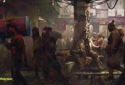 Cyberpunk 2077: Геймплея нет, но вы держитесь