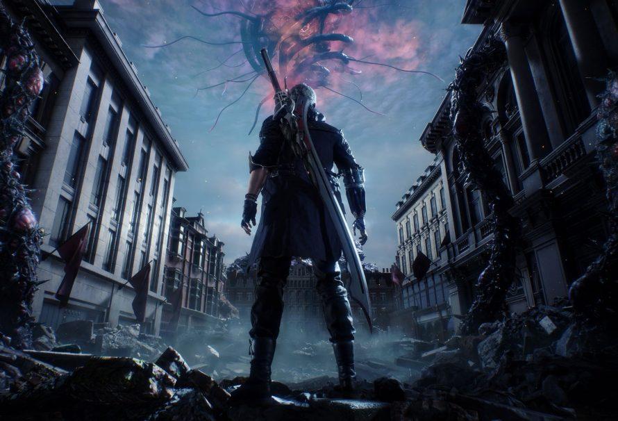 Devil May Cry 5: Геймплей, трейлер и дата выхода
