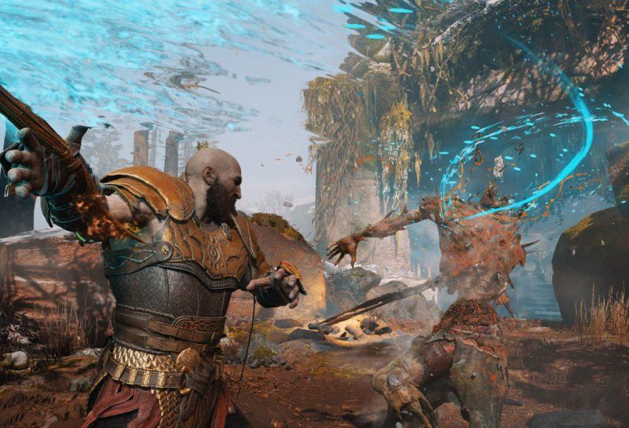 Псс, парень! Новая игра + в God of War уже сегодня