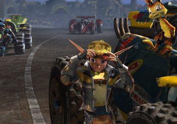 ПРОЙДЕНО: Jak X: Combat Racing
