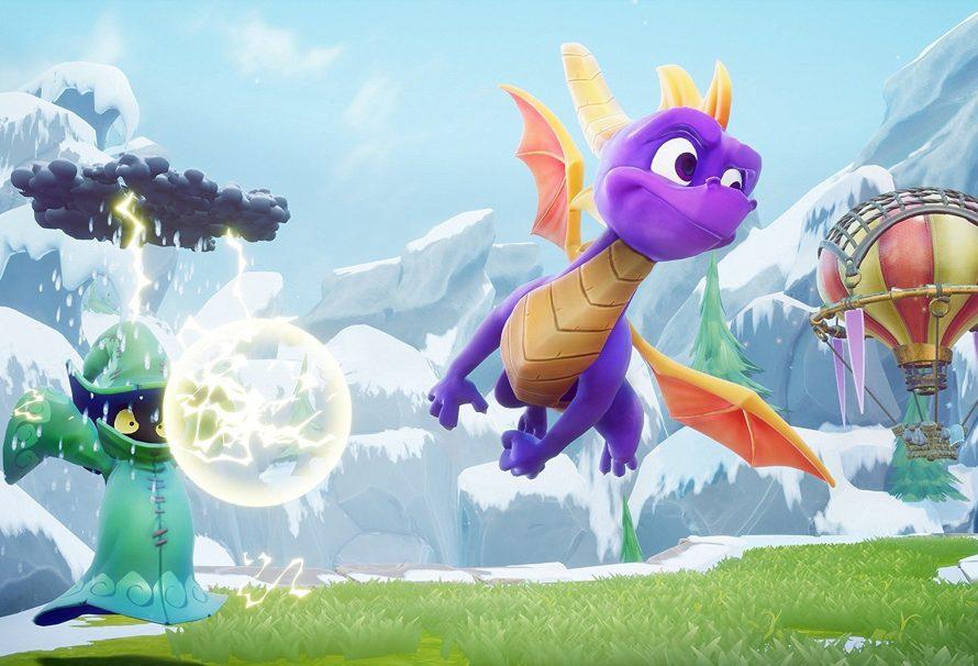 Релиз Spyro Reignited Trilogy отложили до ноября