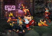 Streets of Rage 4: Возвращение Акселя и Блейза