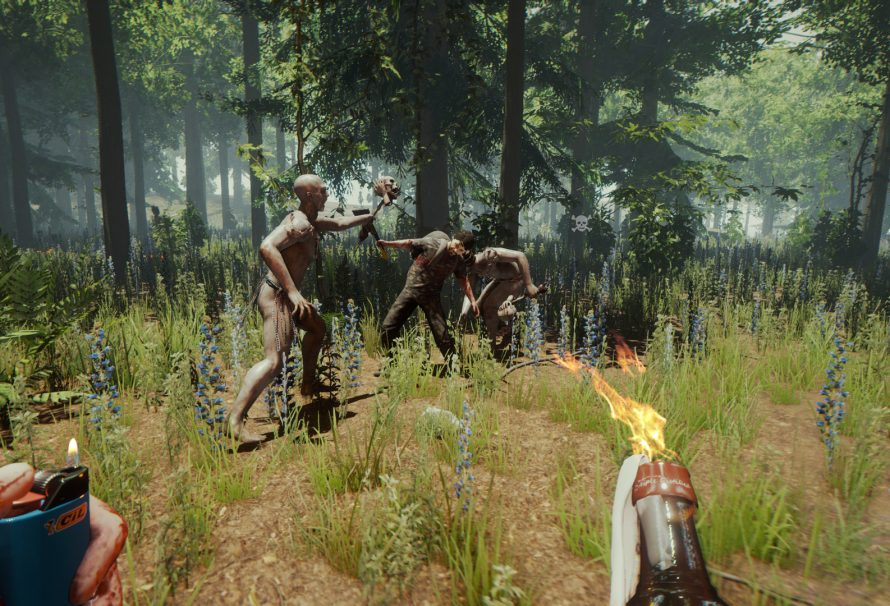 Фантастика: The Forest получил дату релиза на PS4