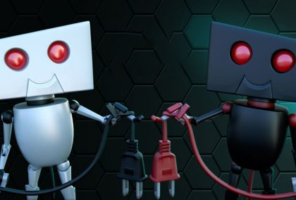 ПРОЙДЕНО: Twin Robots