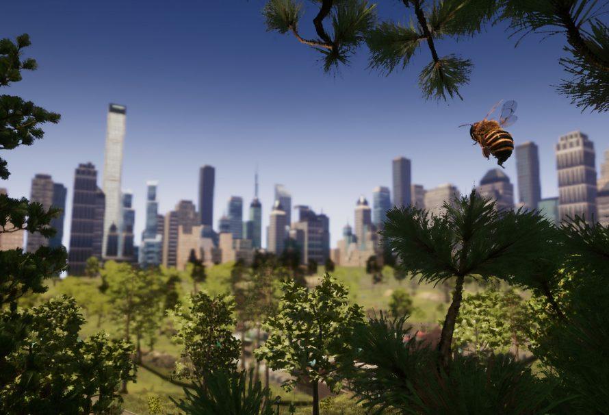 Bee Simulator: Почувствуй себя пчелой • 10 минут геймплея