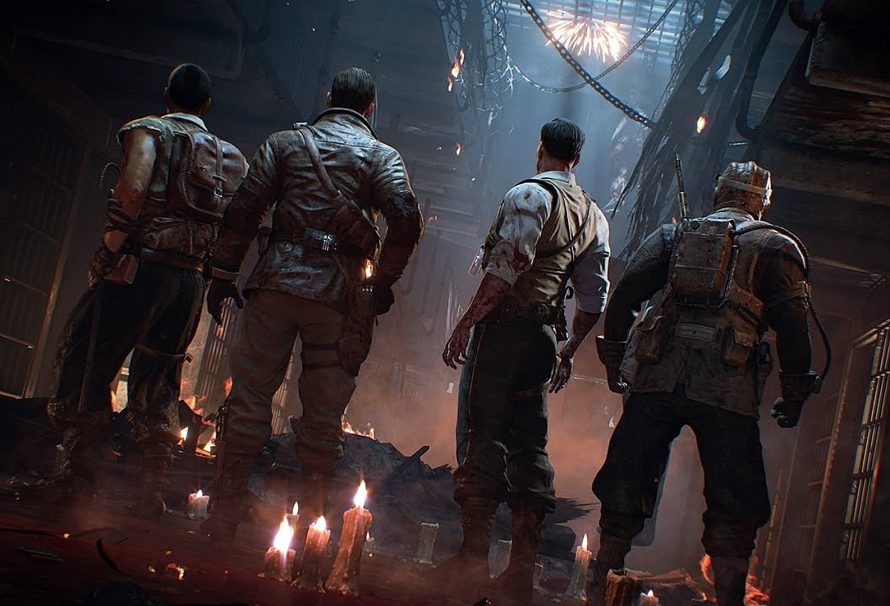 Call of Duty: Black Ops 4 • Зомби будут дропать лут