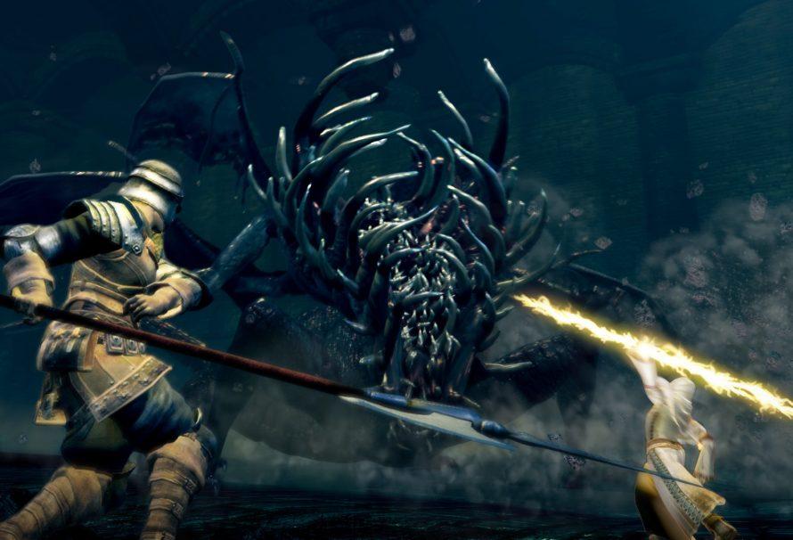 Бесплатные выходные с Dark Souls: Remastered на Nintendo Switch