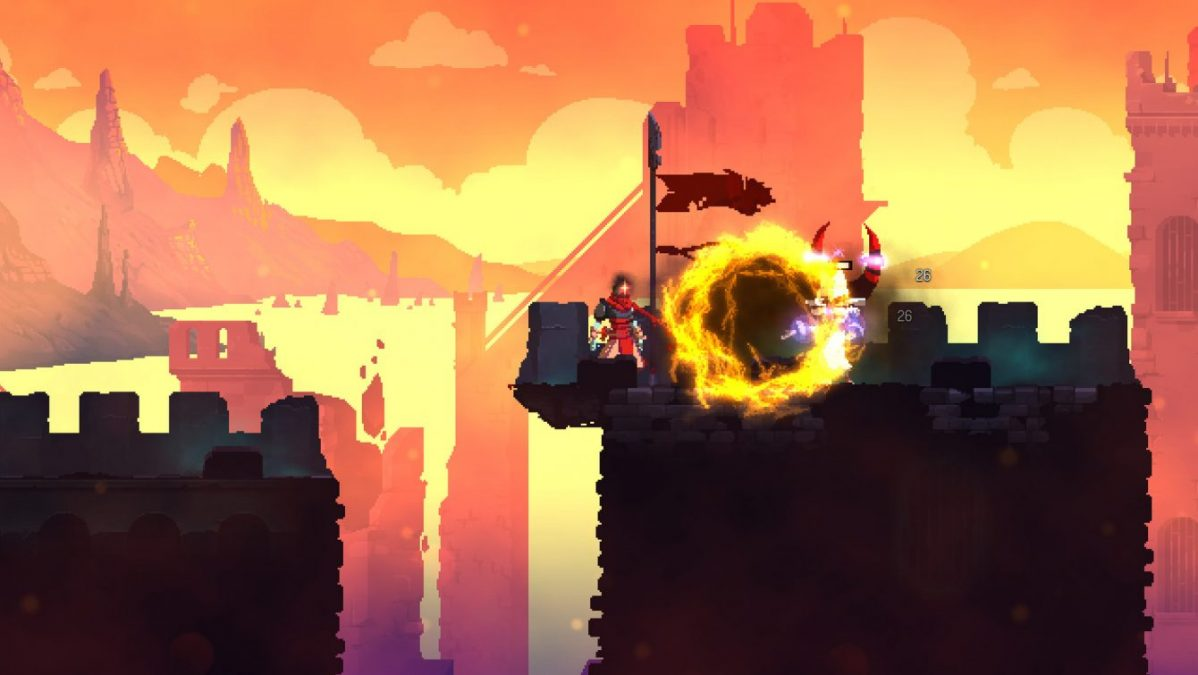 Обзор Dead Cells: Fight, die, repeat!