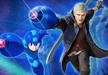 Мега Бластер перекочует в DMC 5 Deluxe Edition • Третьим игровым персонажем станет V