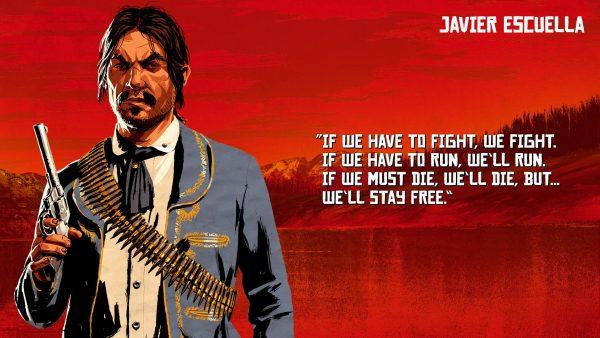 Бомбовые иллюстрации харизматичных персонажей Red Dead Redemption 2