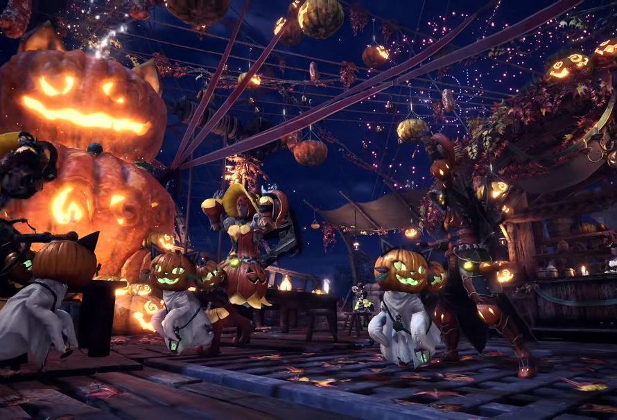Monster Hunter World: Новое событие в честь Хэллоуина уже на консолях