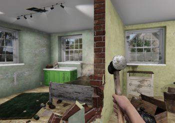 Обзор House Flipper: Не пытайтесь повторить это дома