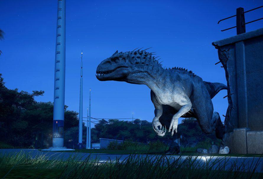 Обновление Jurassic World Evolution: Неумирающие динозавры, новые механики и режим