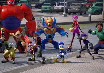 Kingdom Hearts III: Новые персонажи, истории и геймплей