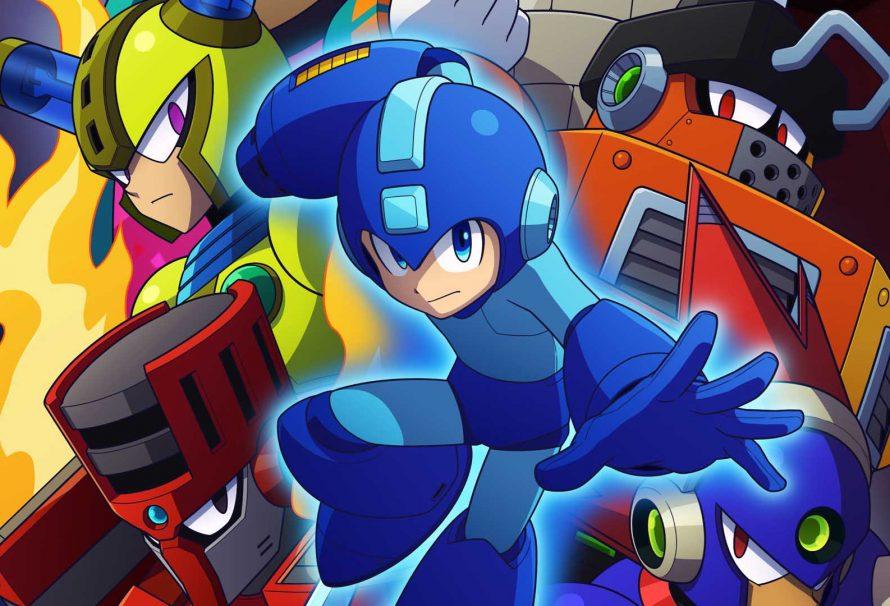 Демоверсия Mega Man 11 доступна на всех консолях