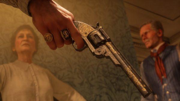 Red Dead Redemption 2 позволит играть с видом от первого лица